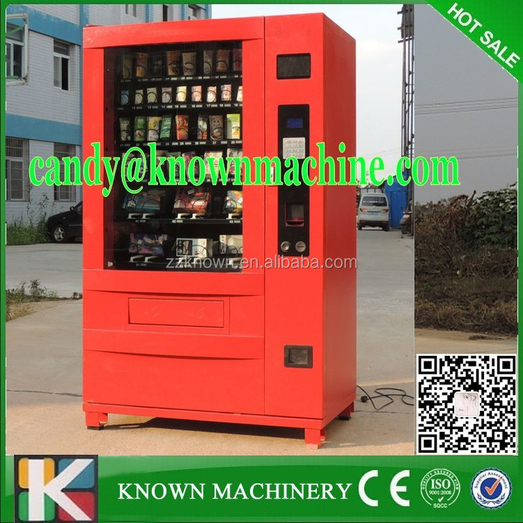 High quality 8 inch LCD display vending machines germany