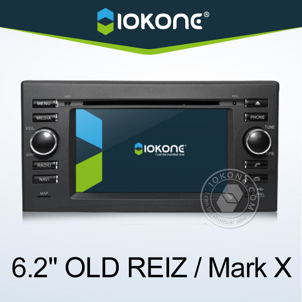 toyota OLD REIZ/Mark X car dvd player