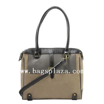 2017 China Supplier Handbag Vintage Briefcase Western Leather Patterns Free