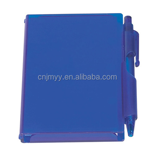 2020 Promotion Mini Plastic Cover Blank Pages Planner