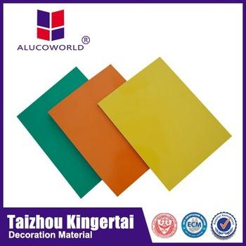 Alucoworld Mobile Home Ceiling Panel 4x8 Acp Sheet Lattice Aluminum ...