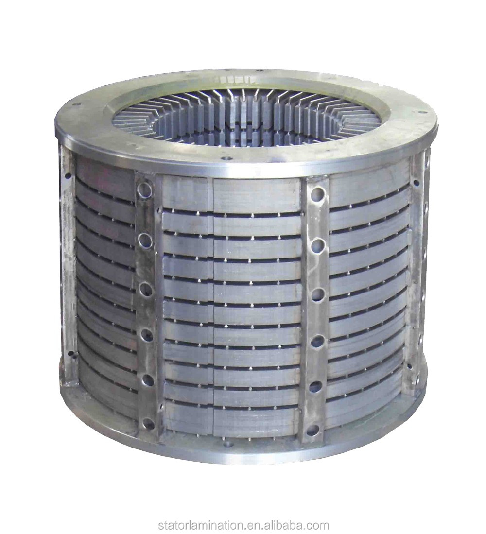 High Voltage Electric Motor Stator For Asynchronous Motors