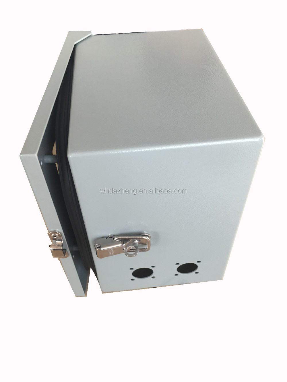 Electric Power Box : Small electric meter panel box power distribution
