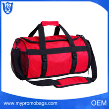 New fashion wholesale cheap round gym bag young sports travel bag