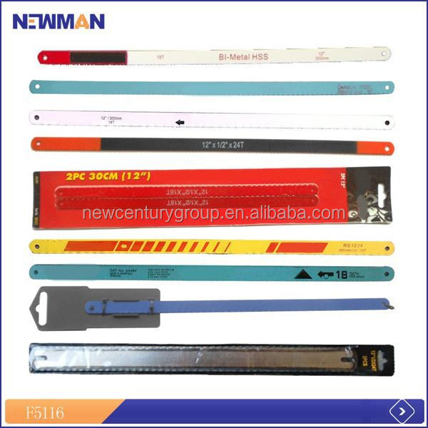 NEWMAN supplier high elasticity hack saw blade for cutting meat