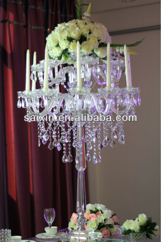 Gorgeous table top chandelier centerpieces for weddings buy gorgeous table top chandelier centerpieces for weddings buy crystal wedding centerpiecewedding supplieslighted table centerpieces product on alibaba junglespirit