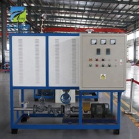200kw Industrial Electric Thermal Oil Heater Boiler