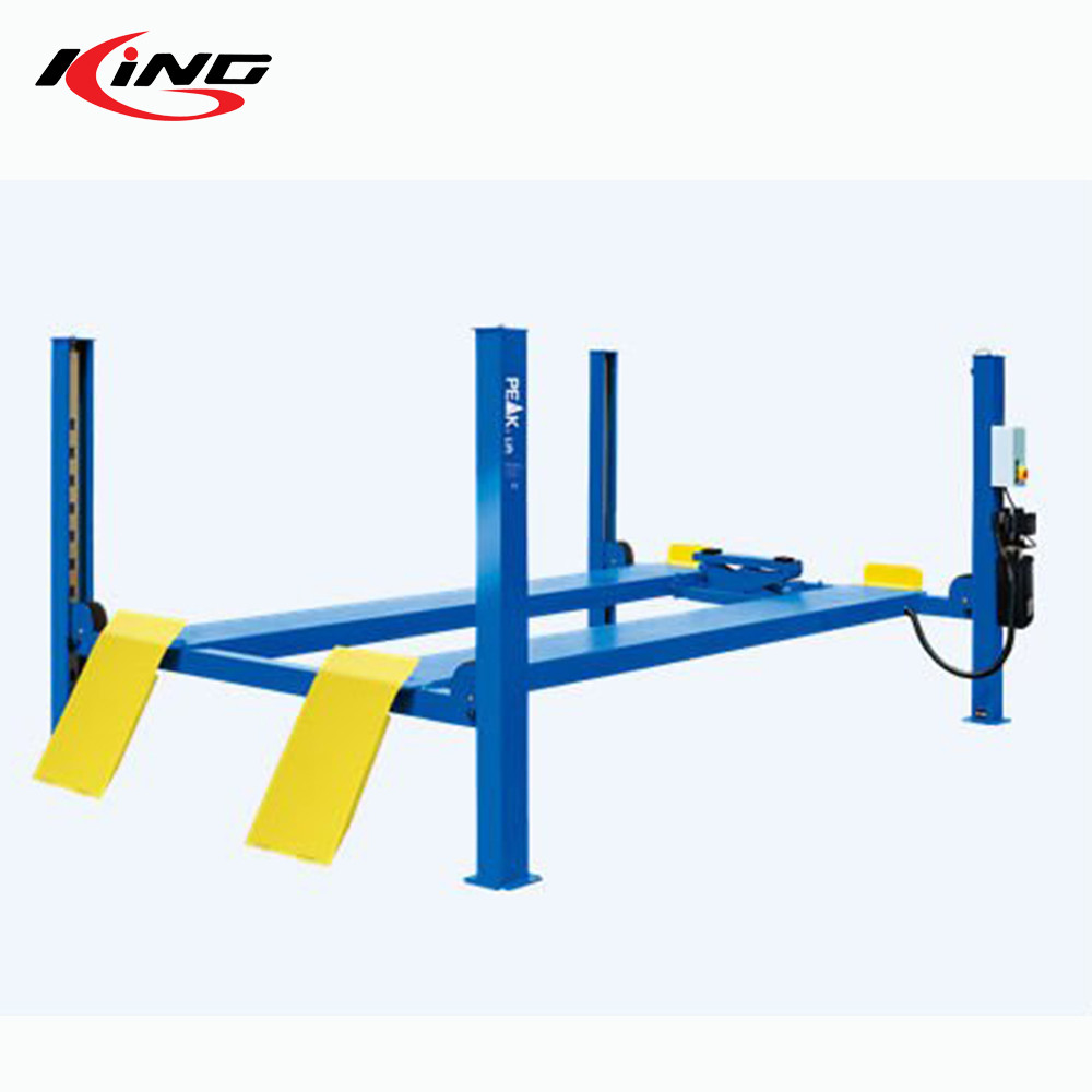 CE standard China outdoor car lift price
