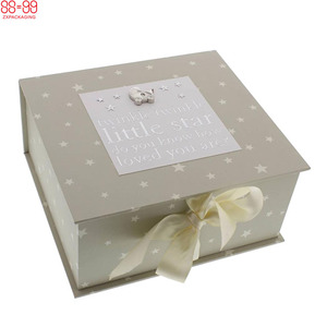 High quality gift box small paper for wholesale custom with fancy mirror package on sale