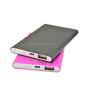 Intelligent power banks Rohs power bank 10000mAh OEM power bank manufacture in alibaba china wholesale