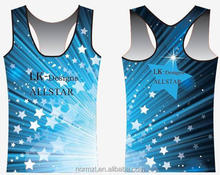 Bule star design wholesale dance costumes custom dance team uniform