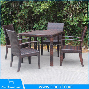 Factory Price Rattan Outdoor Furniture For Home/Resturant/Bar