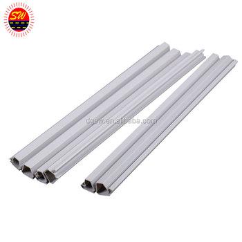 Benutzerdefinierte Kunststoff Profile Wandschutz Fase Streifen Pvc