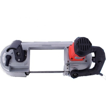 Portability hand-held band saw