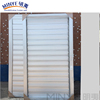 UPVC&PVC window design plantation shutter/glass shutter