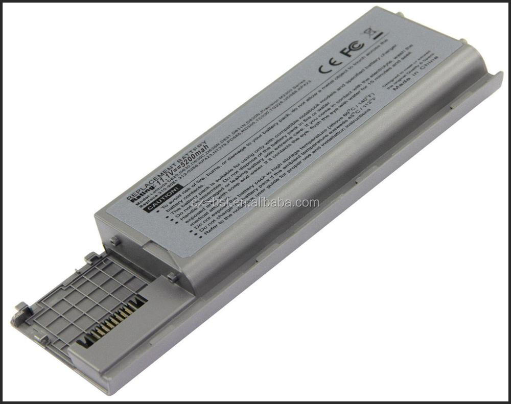 Laptop Battery For Dell Latitude D620 D630 KD495 312-0383 Precision M2300 PC764 KD492