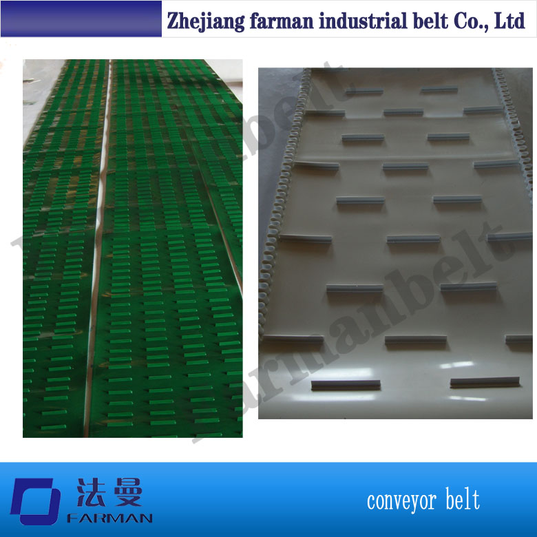 Professional High Speed Flap Belt Conveyor