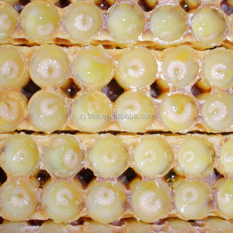 GMP& ISO certified 100% Bee Organic Royal Jelly for sale 10-hda 1.8%