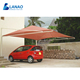 Metal garden shed umbrella parking car canopy