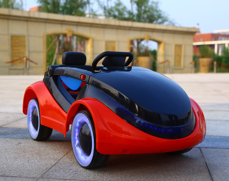 China factory directly sale 6V large kids plastic toys children electric car price