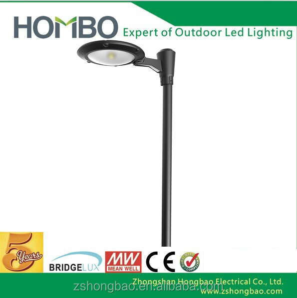 Efficiency Target >90% circular led garden light