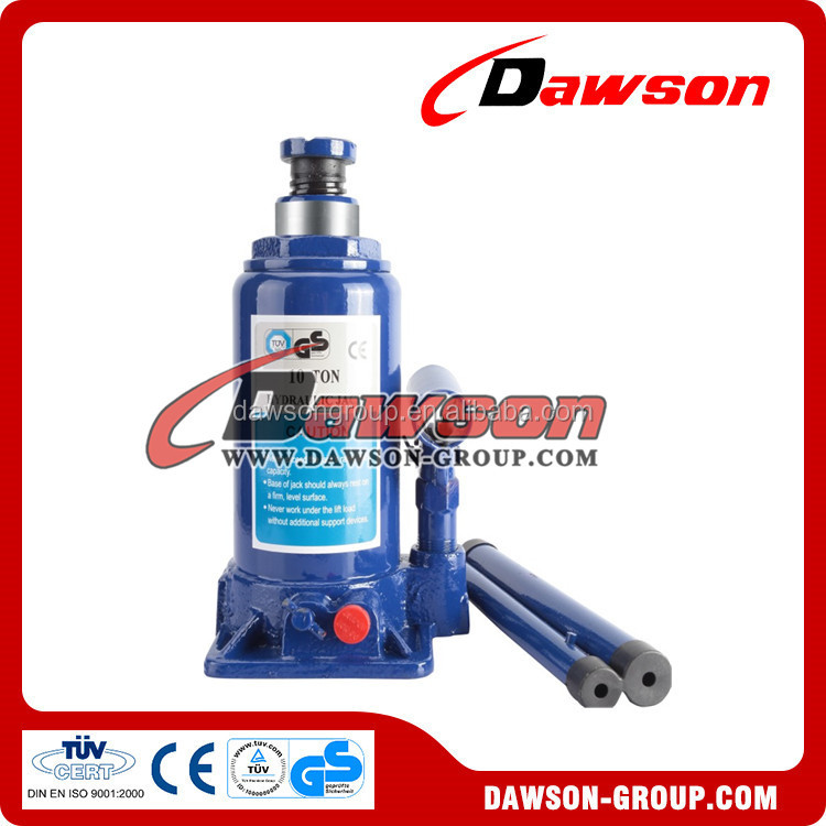 Dawson European type 30 ton hydraulic jack for lifting