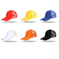 Guangzhou factory Classic Cotton Dad Hat Blank Adjustable Plain Caps baseball hats