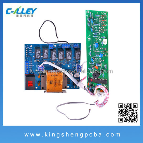 OEM/ ODM Shenzhen PCBA , PCBA for flower/Tower/Stand Fan With Remote Control
