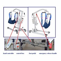 Dg201Manual Patient Lift/rehabilitation device