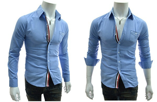 China Supplier Custom Service Open Shirts Design Branded Shirts ...
