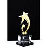 Custom K9 crystal trophy wholesale new design crystal trophy and awards TA7240 Ruiliang Crystal Handcraft Factory