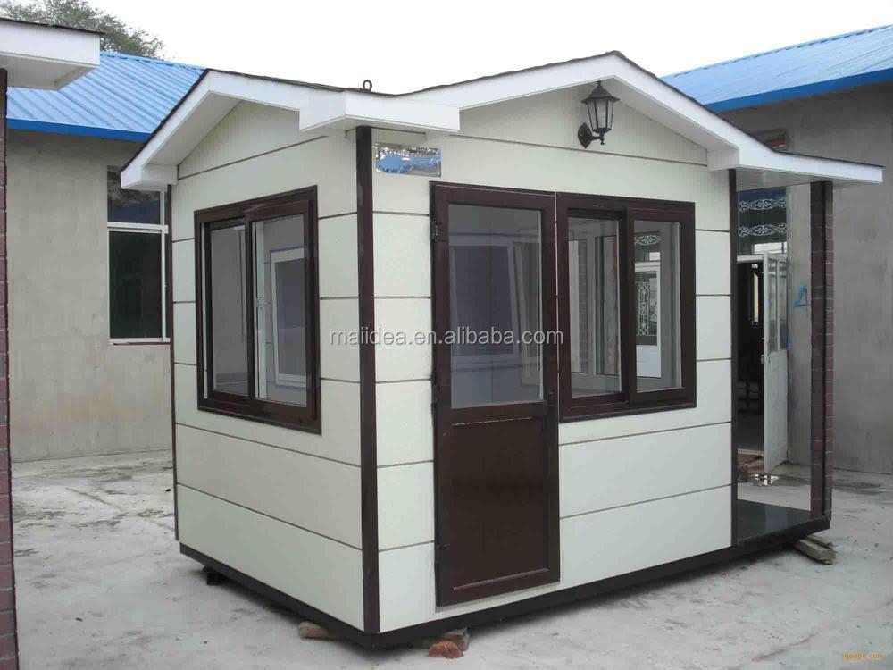 Economic New Type Prefabricated Hut China Made Portable