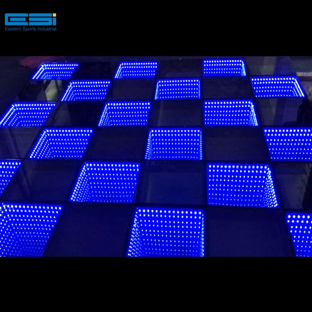 Concert Performance Rgb 3d Interactive Video Diy Studio Light The Buy Disco Panel Dance Led Floor Tiles For Sale
