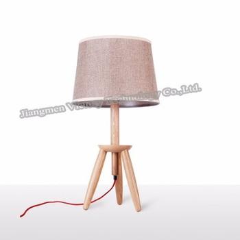 Mini Modern Table Light Led Desk Lamp Decorative Wood Table Lamp ...