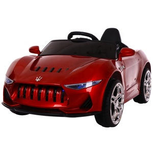 Wholesale ride on kids baby car battery operated riding toys high quality children kids electric cars