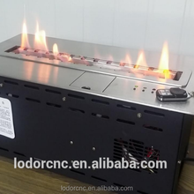 freestanding bioethanol fireplace 500mm / ethanol fireplace with remote control