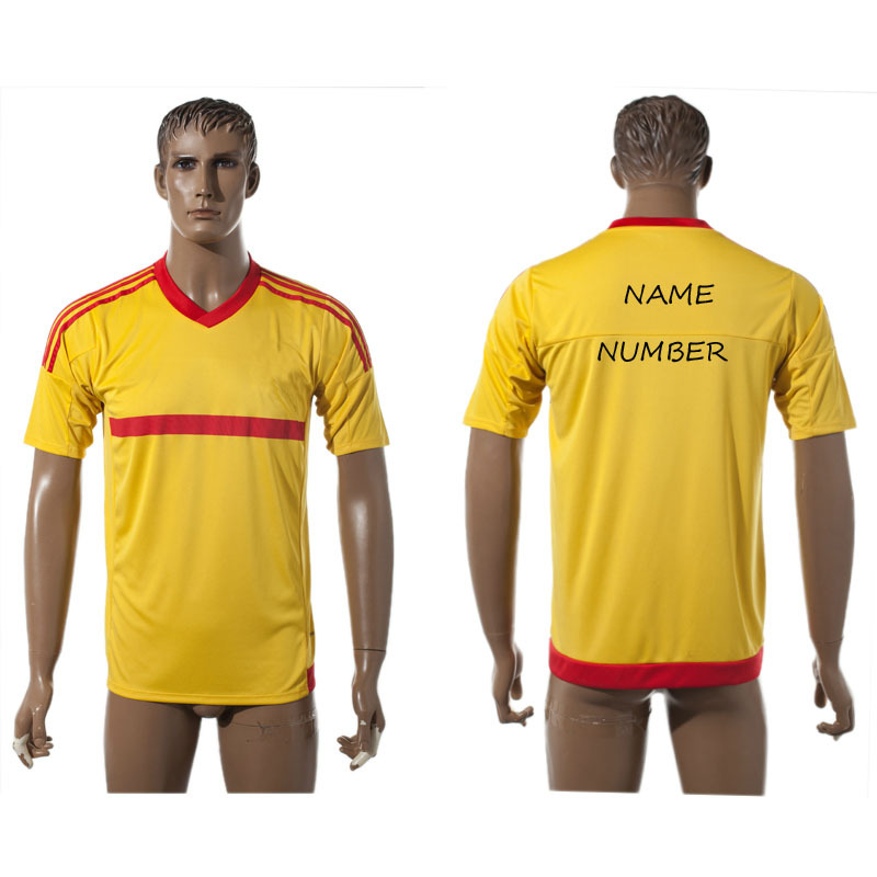 0905d1f822f Get Quotations · 2015 New Style BALE Men Soccer Jersey National Football  Jersey Away Jersey 10  11