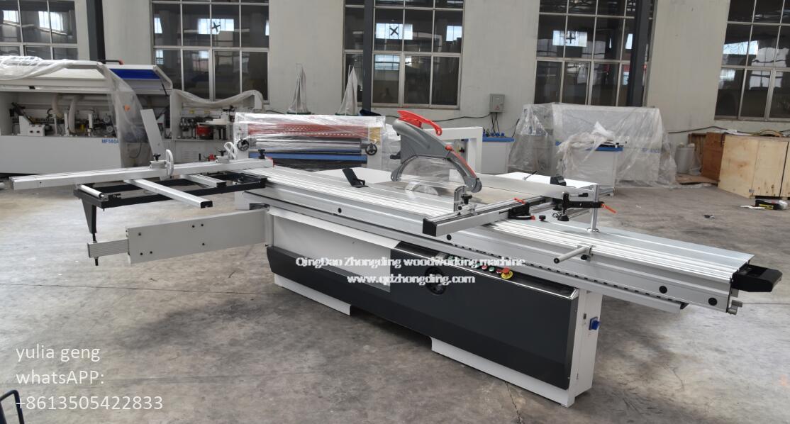 MJ45 Woodworking China Altendorf Precision Sliding Panel Saw