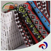 wholesale classic 100 polyester fleece fabric, african print stretch fabric