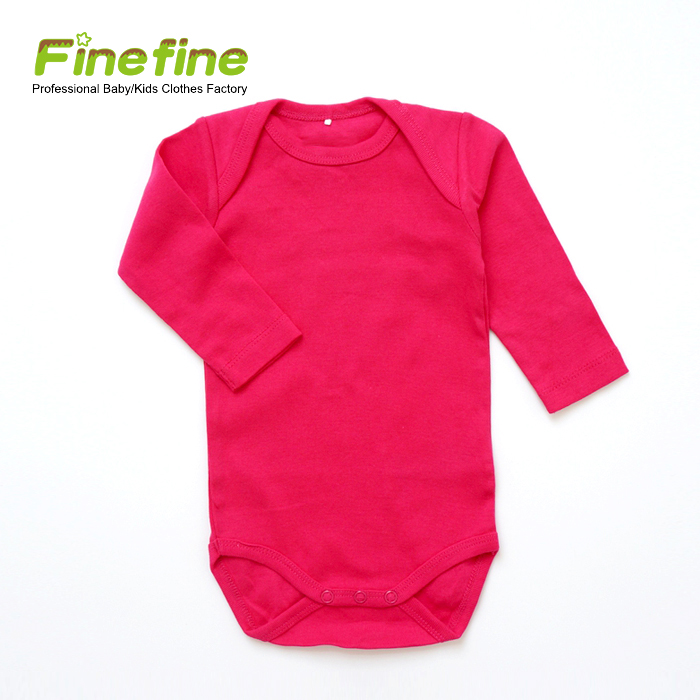 Customize Baby Clothes Long-Sleeved Distinctive Print Baby Romper