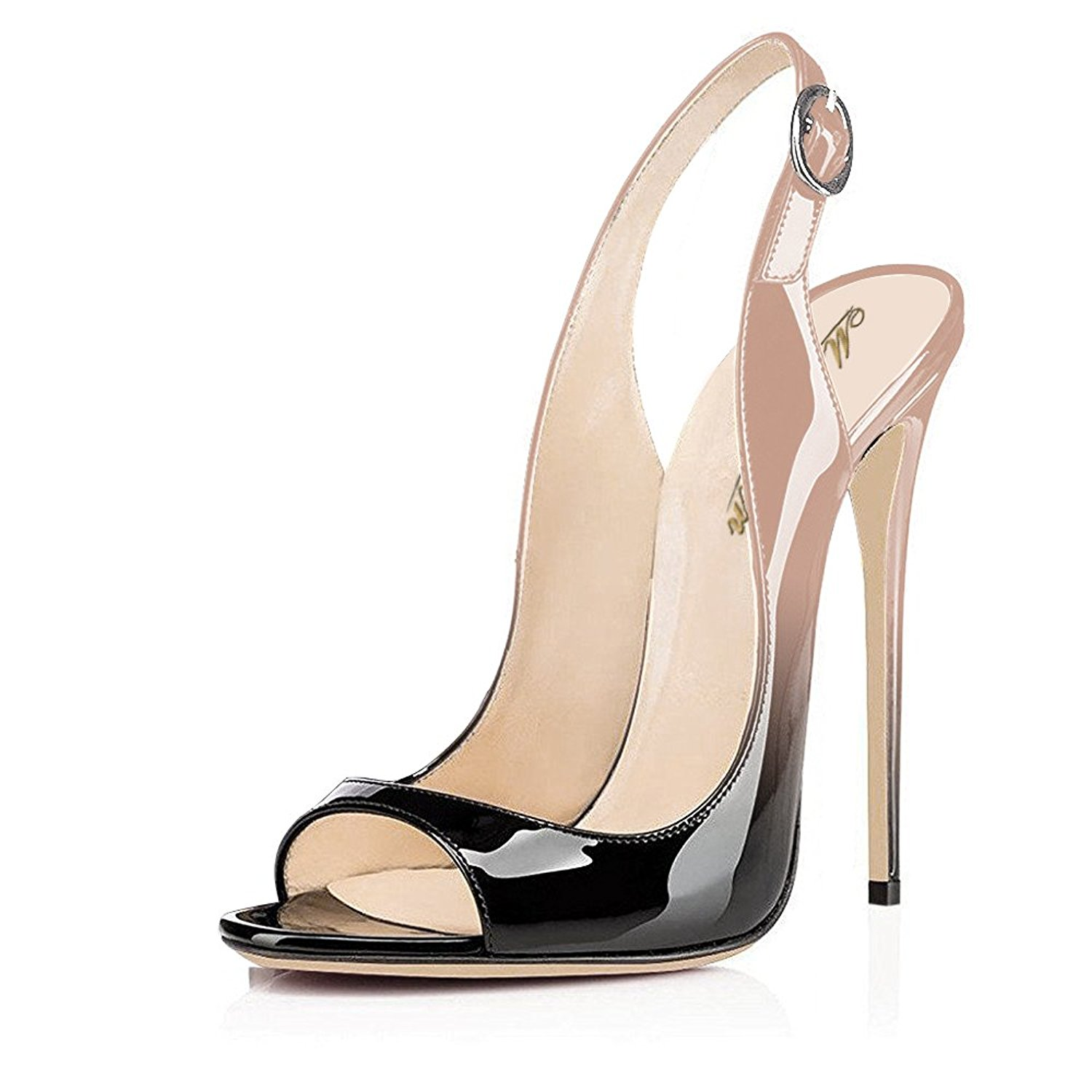984836853ca Buy Modemoven Women  39 s Patent Leather Pumps