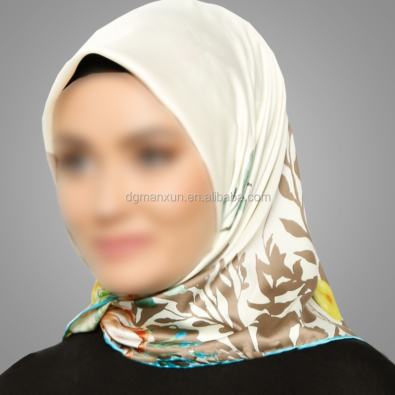 Modern Dubai Beatiful Scarf Women Hijab New Style Printing Turkey Scarf