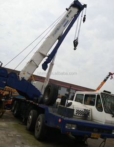 GT550E 55 ton truck Japanese origin used crane in united states sell at a low price