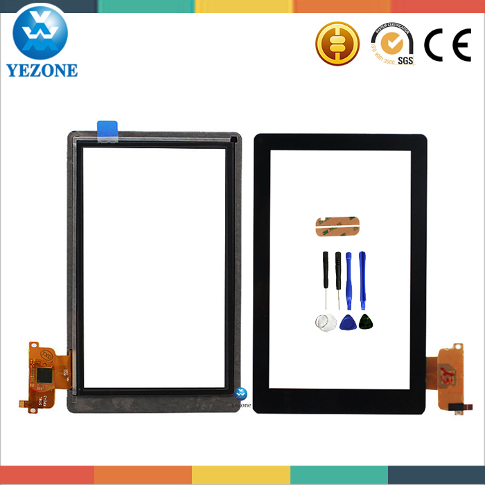 Yezone Tablet Parts For Amazon Kindle Fire Touch Screen,Replacement  Digitizer For Amazon Kindle Fire Screen Panel - Buy Digitizer For Amazon  Kindle