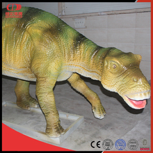 Outdoor playground 5 meters animatronic maiasaura