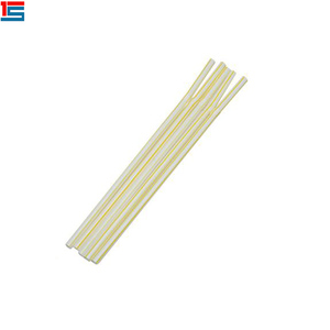 clear 2mm disposable plastic straw dispenser