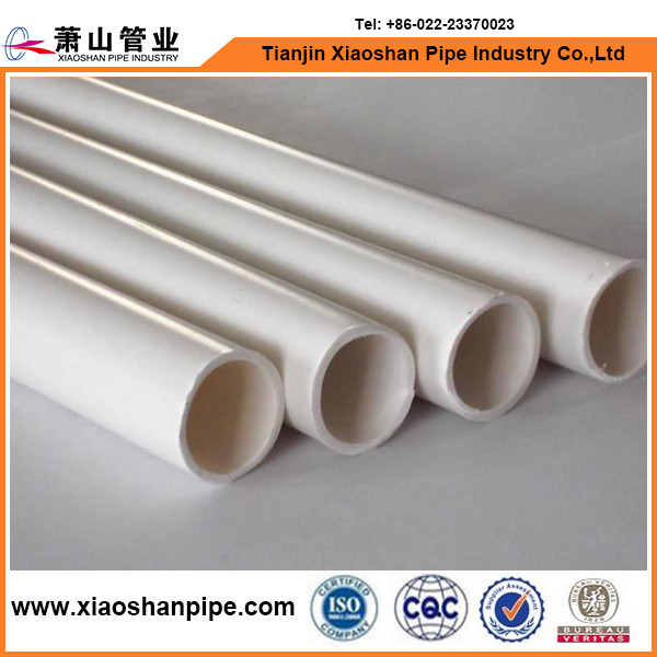 Chemical resistant pvc pipe hydroponic system for water