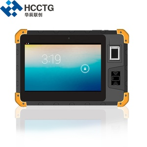 China Industrial 8.0 Inch All In One Android POS Tablet With NFC Reader HCC-Z200