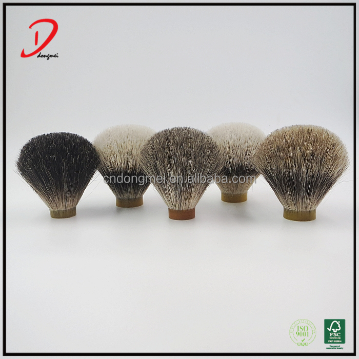 Badger hair knot supplier , Shaving brush knots , Butterfly Chinese knot