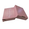 New products corrugated paper box supplier food box paper gift boxes for candles
